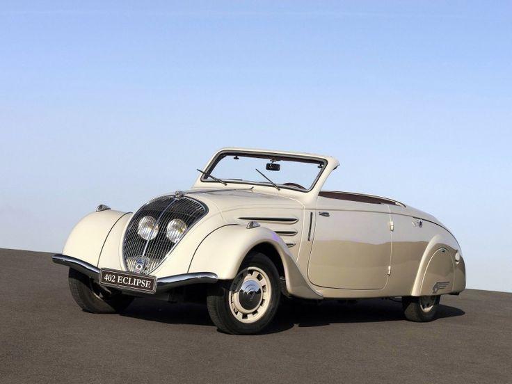 Peugeot 402l eclipse 1937