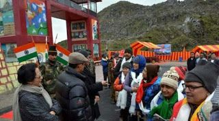 350 yatris register for Kailash Mansarovar Yatra via Nathu La in Sikkim said tourism official   A total of 350 yatris have registered for the Kailash Mansarovar Yatra 2017 via Nathu La route a senior Tourism official of Sikkim government said today. The 350 yatris would travel in seven batches of 50 yatris each.  The first batch of yatris will report at New Delhi on June 11 and will arrive in Gangtok on June 15. They will cross over to the Chinese territory on June 19. The final batch of…