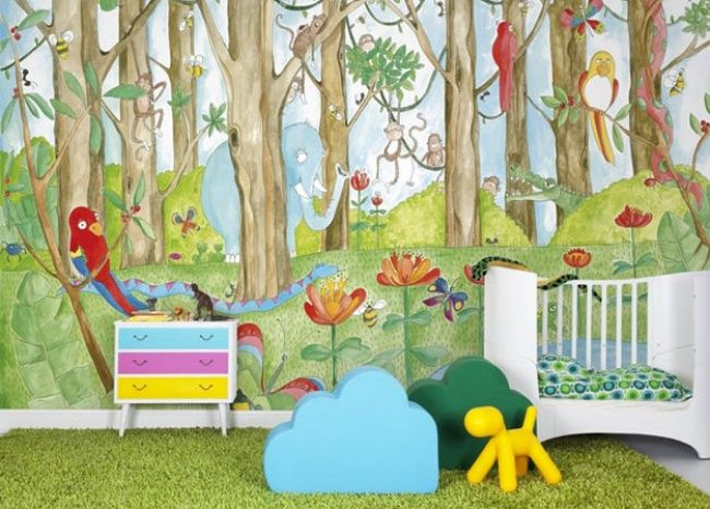 Tapety do detskej izby Mr.Perswall | Ambiente Bratislava