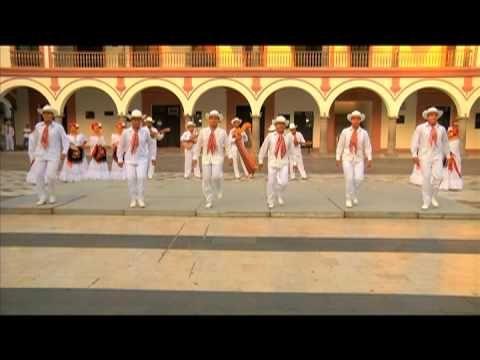 Ballet Folklórico del Puerto de Veracruz-zapateado - YouTube
