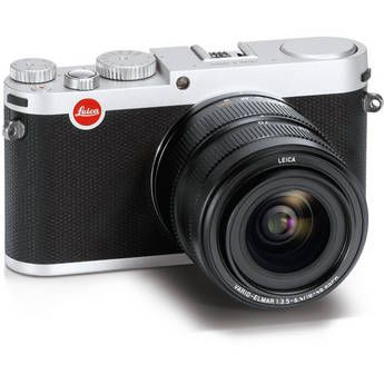 Leica X Vario Digital Camera (Silver)