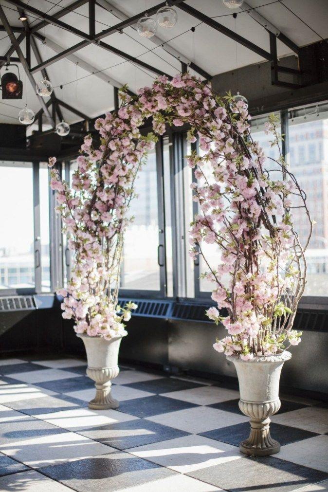 Beautiful Cherry Blossom Wedding Themed Decoration Ideas You Will Totally Love 10 Cherry Blossom Theme Cherry Blossom Wedding Theme Cherry Blossom Wedding Decor