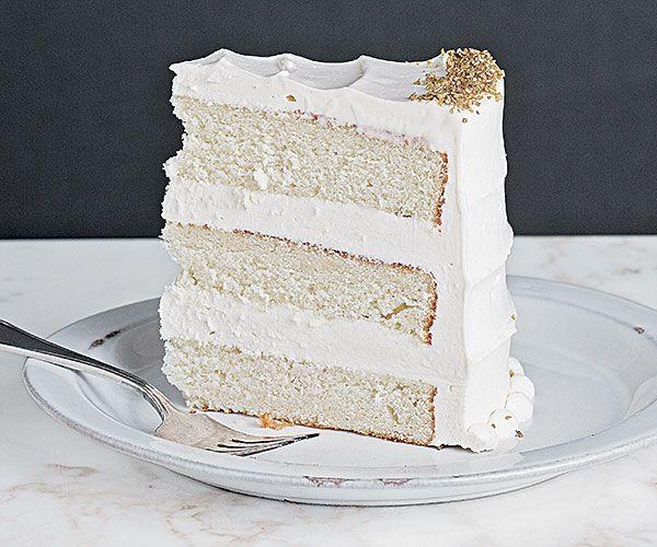 Very Vanilla Cake Recipe