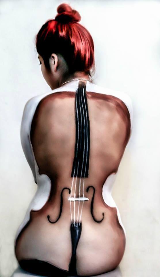 Body Art by Ivana Alucinogena on 500px