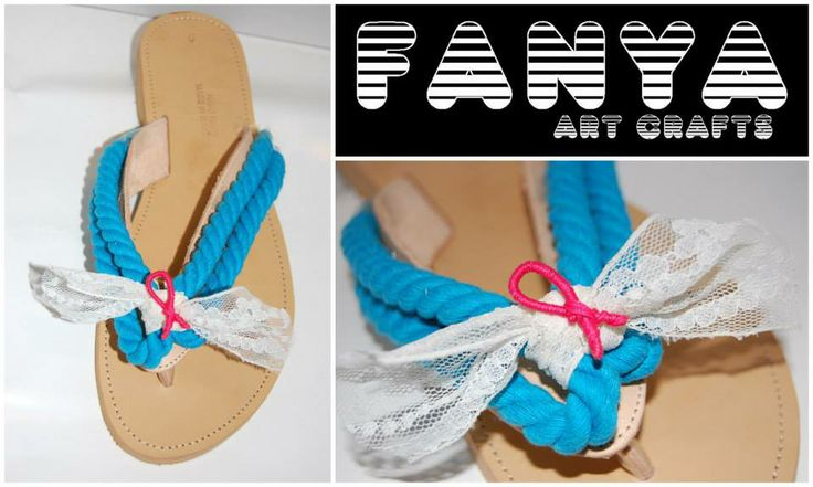"handmade sandals ""fishy""  #handmade #sandals #fanya"