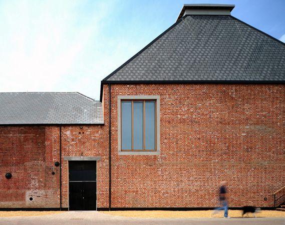 Finn Wilkie — Haworth Tomkins, Aldeburgh Music Creative Campus,...