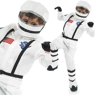 Kids #astronaut #fancy dress costume plus helmet childrens boys space boy #outfit,  View more on the LINK: http://www.zeppy.io/product/gb/2/111631758284/