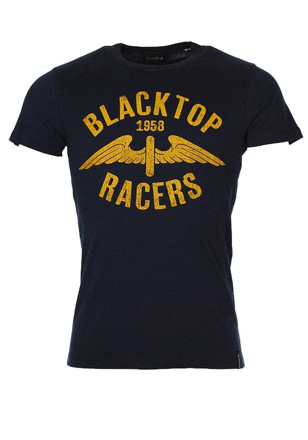 Jack And Jones South Dakota Tee, Indigo