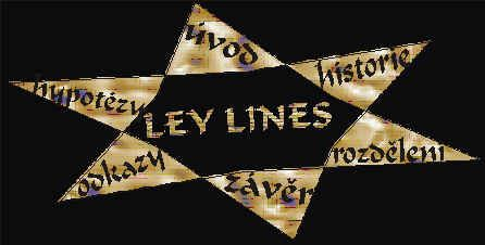 Ley lines a ley lines obrazce
