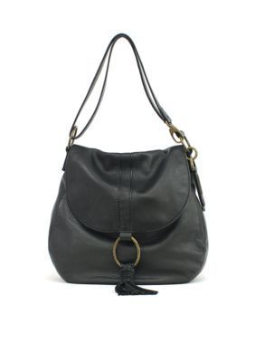 Lucky Brand Handbags  Athena Convertible Buckle Crossbody