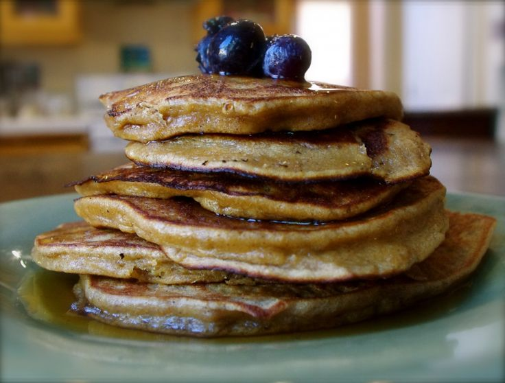 Gluten Free Banana Pancakes  •1 Egg   •1 Very Ripe Banana   •1/4 Cup Peanut Butter or Almond Butter   •Dash of Cinnamon
