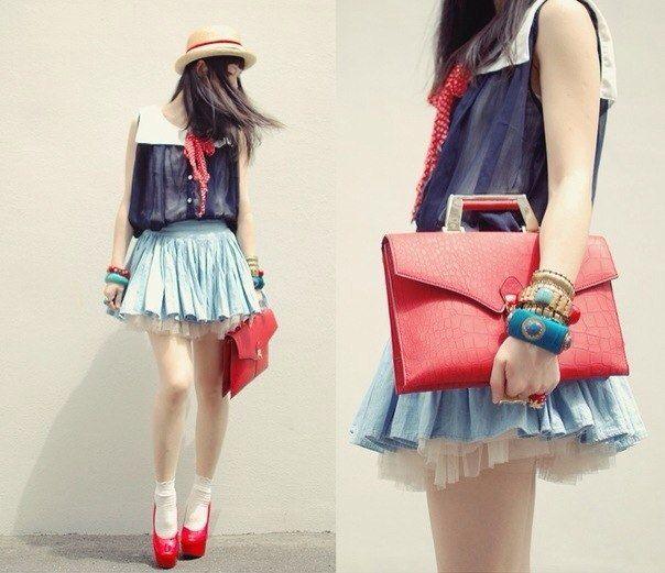 Японская мода http://artlabirint.ru/yaponskaya-moda/  Японская мода. Японцы всегда отличались ярким и неповторимым стилем. {{AutoHashTags}}