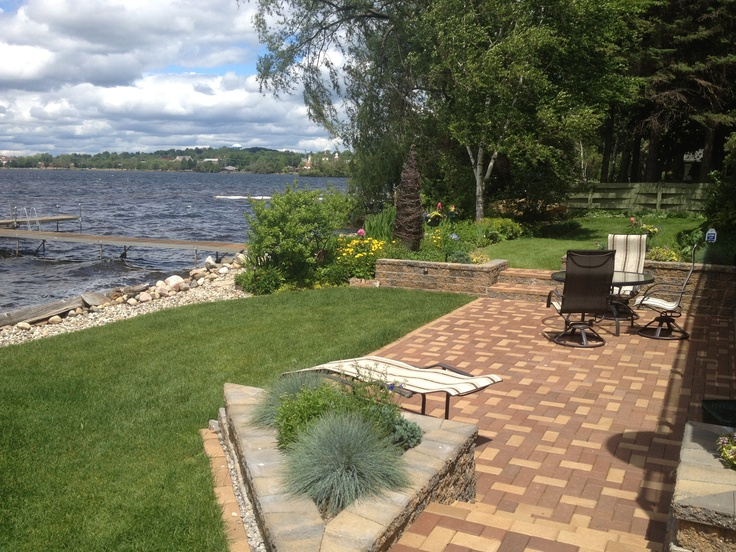 Landscaping Ideas Lakefront