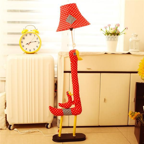 Wholesale cheap floor lamps online, e27 - Find best 2014 new cartoon floor lamp for kids new arrive children red dot floor lamps for living room cute kids bedroom standing lamp at discount prices from Chinese floor lamps supplier on DHgate.com.