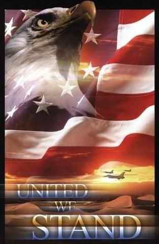 United We Stand, One Nation Under God!!!