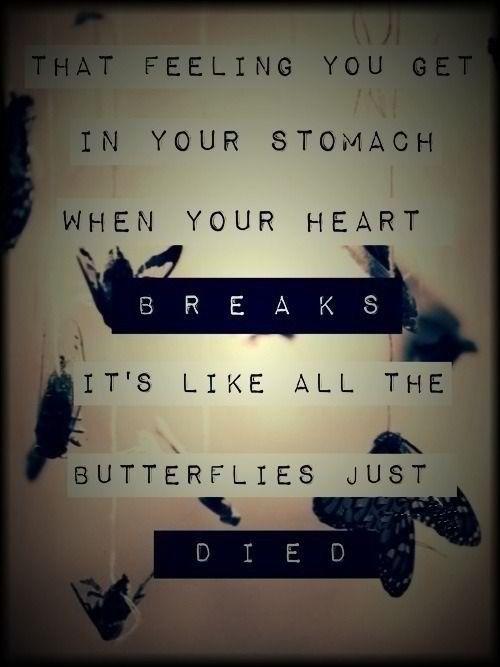 Broken Heart Quote