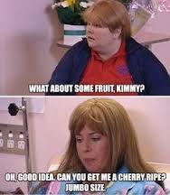kath and kim cherry ripe - Google Search
