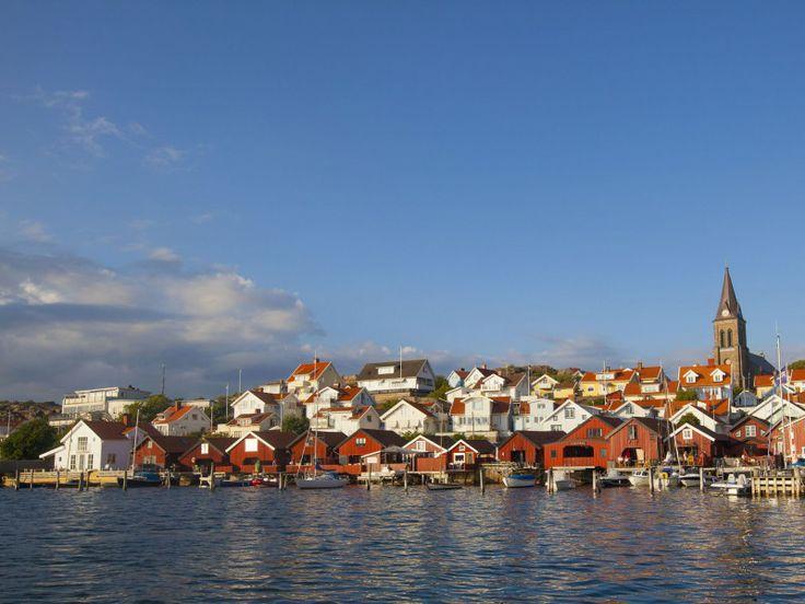 Fjällbacka, West Sweden