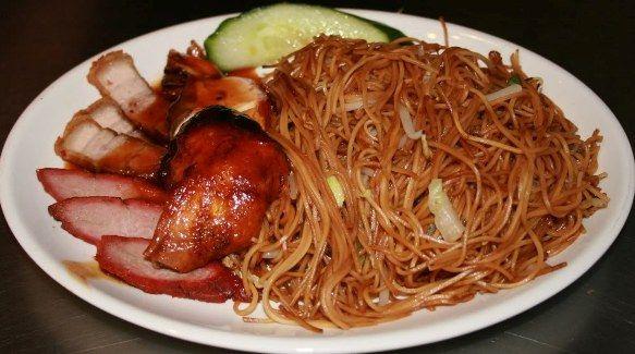 tjauw min Surinaamse gerechten op de site hmm lekker!