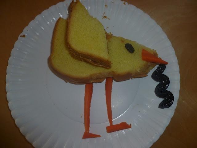 such a cute sandwich idea!