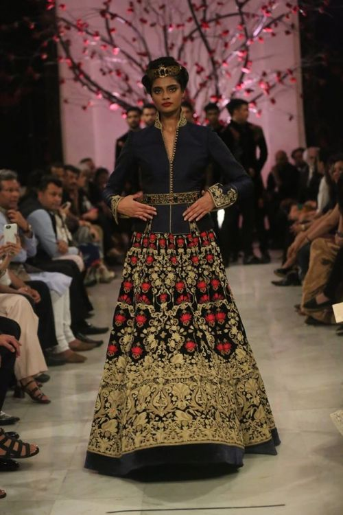 Rohit Bal at India Couture Week 2016 - Look 2