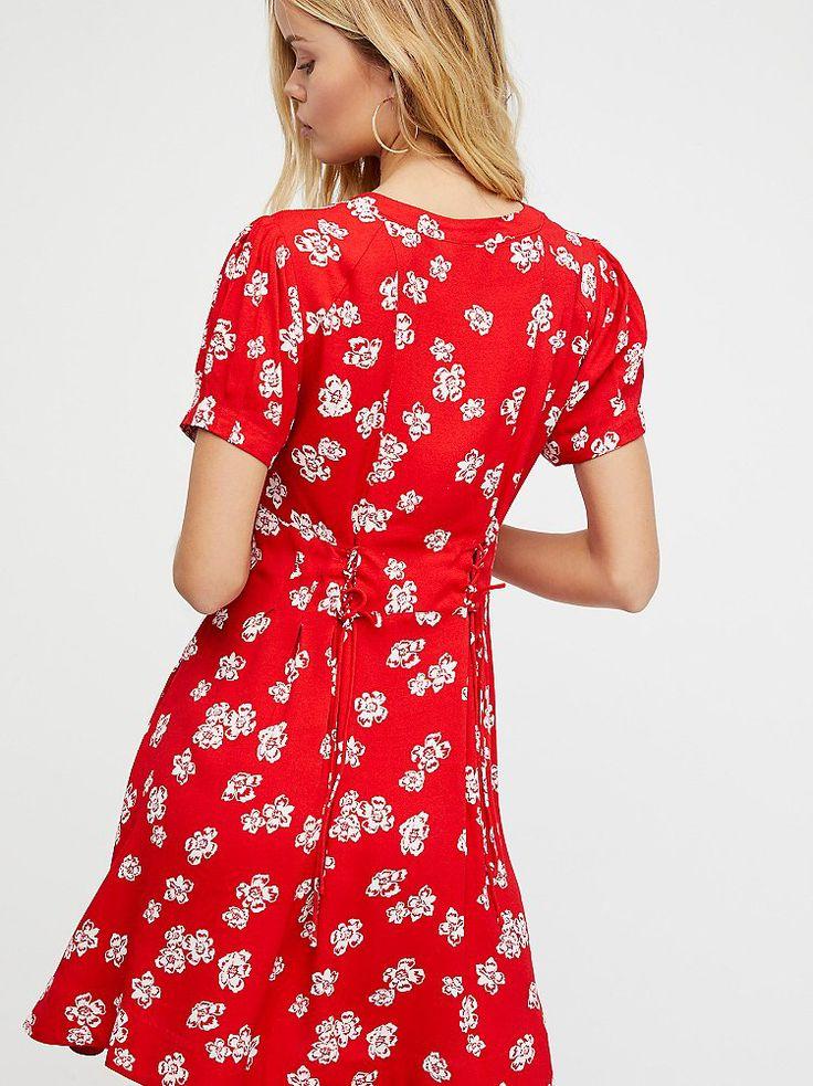 Dream Girl Mini Dress from Free People!