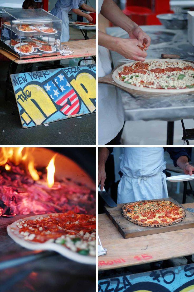 NYPD Pizza at Harbourside Market, Wellington | heneedsfood.com