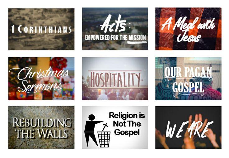 crossofgrace.net  Sermon Thumbnails