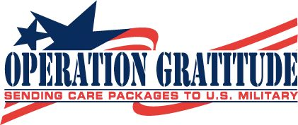 http://www.OperationGratitude.com -- We're all about supporting deployed troops, wounded warriors and military families...