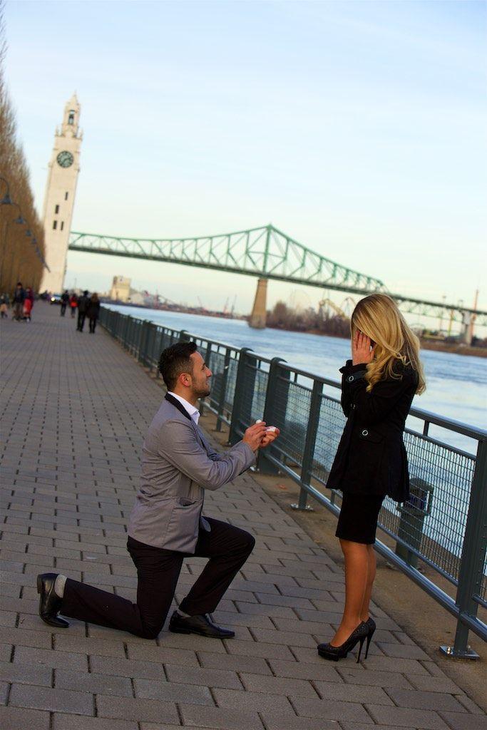 The Paparazzi Wedding Proposal