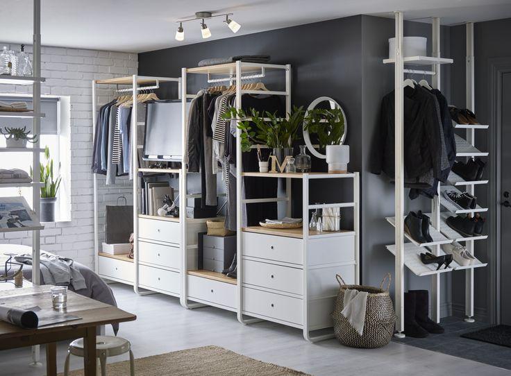 16 best elvarli images on pinterest elvarli ikea walk for Ikea creation dressing