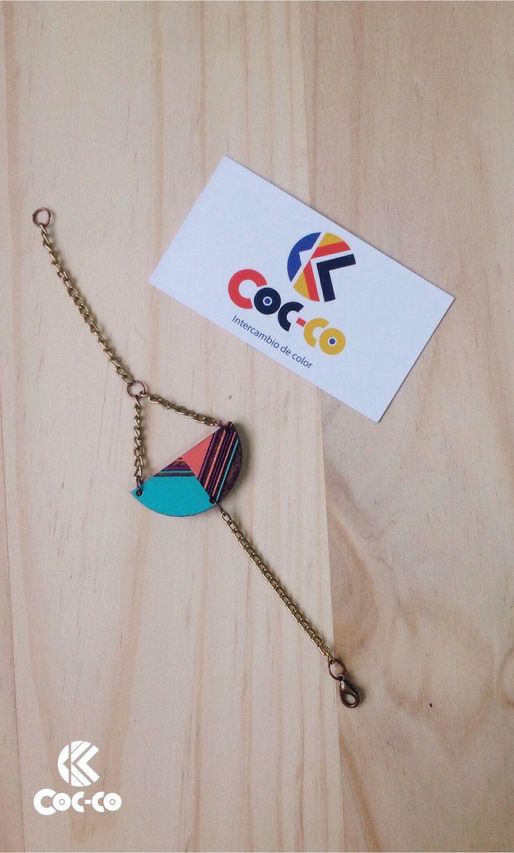 Accesorios Colombianos Coc-co Color. Sigue nuestra Fan page https://www.facebook.com/coccocolor.