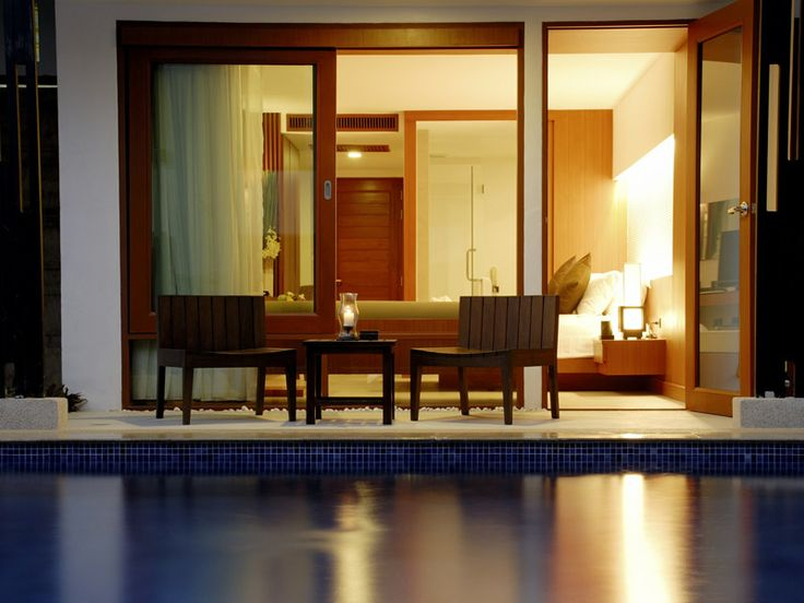 Deluxe Pool Access Room at La Flora Patong, Thailand  www.islandescapes.com.au