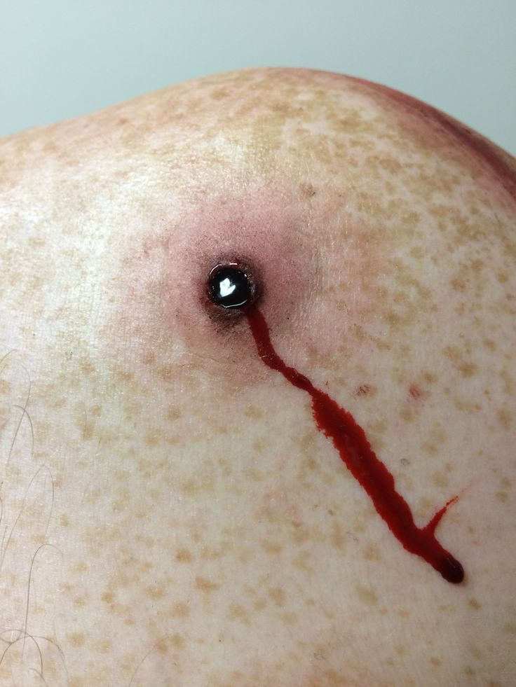 17 Best images about bullet holes SFX on Pinterest | Toms ...