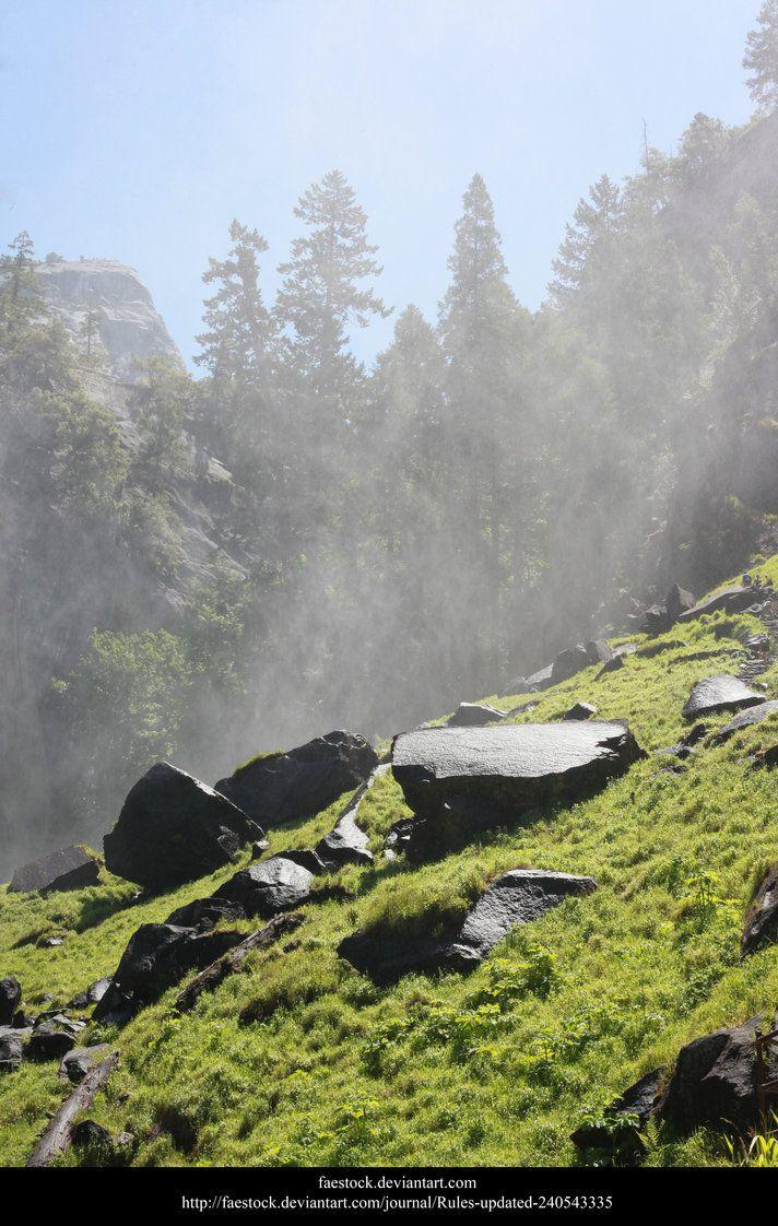 Yosemite8 by faestock on DeviantArt