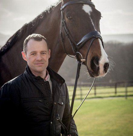 Spencer Wilton British Equestrian - Silver in Team Dressage in Reo, 2016