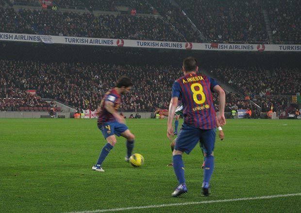 Calendrier des rencontres FC Barcelone au Camp Nou, Saison 2013-2014
