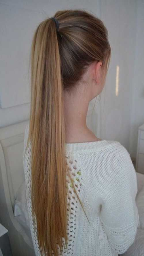 20+ En Uzun Saç Modelleri-2