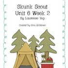 "This packet is a Fifth Grade Treasures Resources for ""Skunk Scout."" These resources compliment 5th grade Treasures (Unit 6 Week 2) ""Skunk Scout.""    ...: Arts Lessons, Compliment 5Th, Skunk Scout, Language Arts Davis, 5Th Grades, Grade Treasures, Resources Compliment, Tpt Language, Treasures Reading"