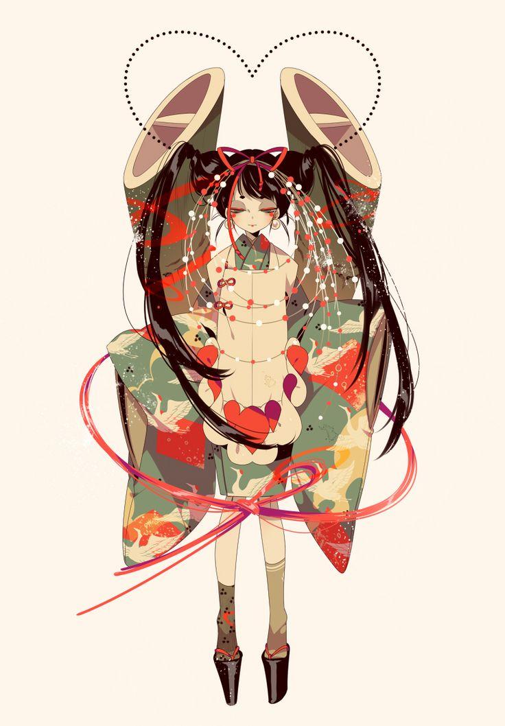 Character Design Kimono : Http pixiv member php id art ideas
