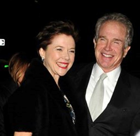 are warren beatty and annette bening supportive enough