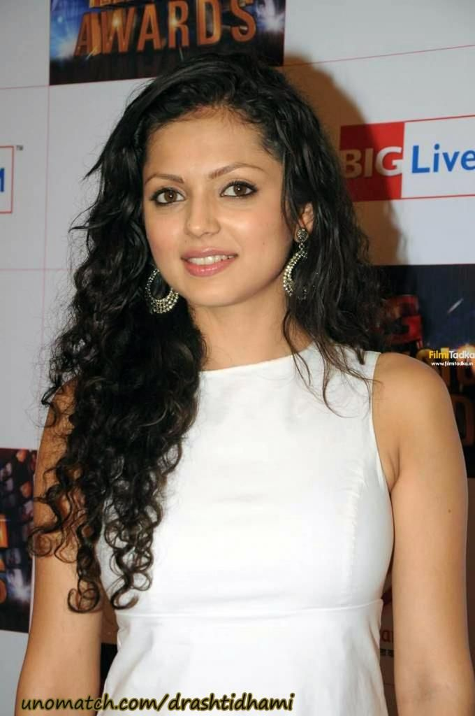 Drashti Dhami is an Indian model and television actress. She appeared in Madhubala.