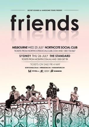 FRIENDS July 2012