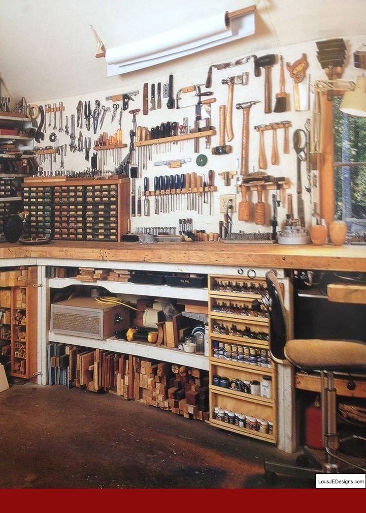 Admirable Garage Workshop Ideas Nz And Garage Workbench And Storage Inzonedesignstudio Interior Chair Design Inzonedesignstudiocom