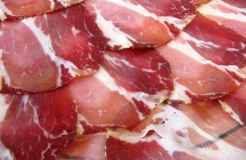 Capocollo di Martina Franca #Puglia #Apulia #Italy #Italia #italianfood