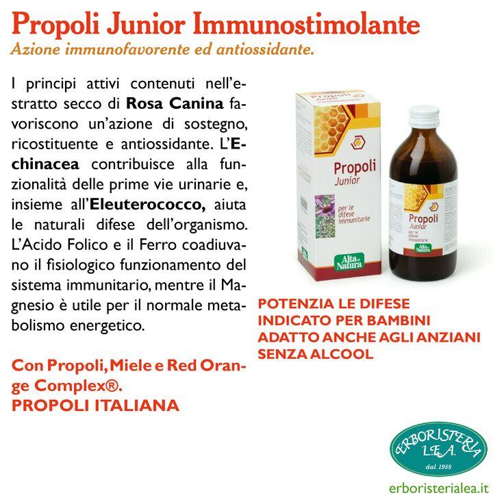 Propoli Junior Immunostimolante