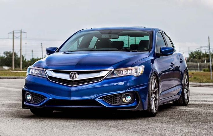2018 Acura ILX overview