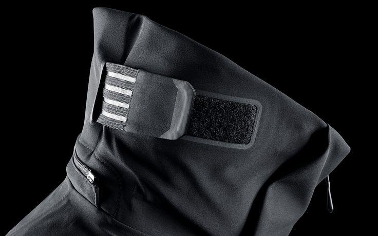 Orca Jacket Crown Vest Research