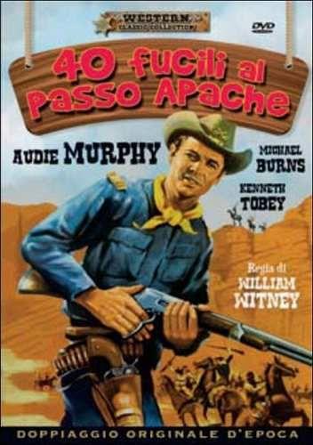 Prezzi e Sconti: Quaranta #fucili al passo apache  ad Euro 12.08 in #Dvd #Dvd