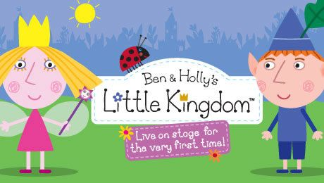 Ben and Hollys Little Kingdom Tickets - Richmond Theatre - ATG